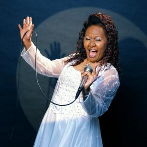 Aretha Franklin Imitator