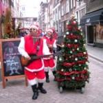 Mobiele Zingende Kerstfiguren