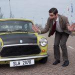 Mr. Bean look-a-like