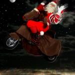 Spiral Santa & Rudolf