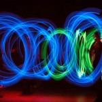 Fluor Poi Danser