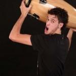 B. on Drums