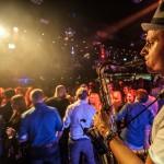 Saxofonist Melle
