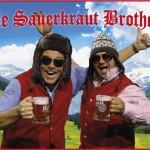 Die Sauerkraut Brothers ft. Hübsche Heidi