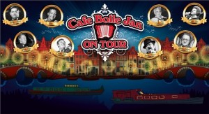 Cafe Bolle Jan on Tour